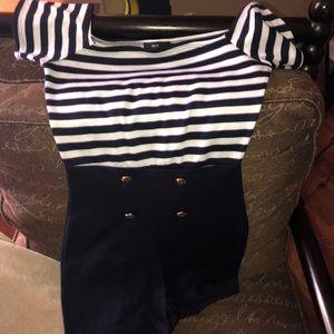 Sailor bodysuit